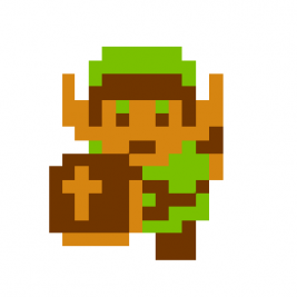Link_(Sprite)_The_Legend_of_Zelda