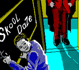 Skool Daze, ZX Spectrum