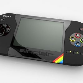Sinclair ZX Spectrum Vega Plus Vega+