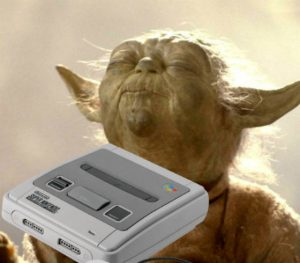Retro Hardware for Gaming: It's down to SMELL!